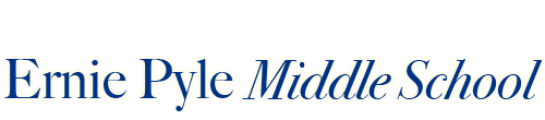 Ernie Pyle Middle School  Logo